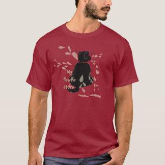 Humor Shirt ~ Newfie Attire
