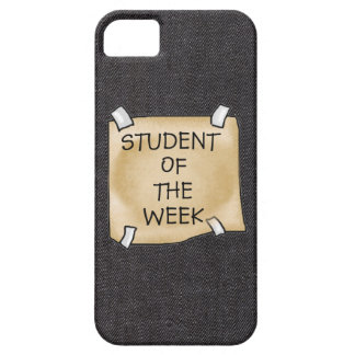 Humor Student of the week iPhone 5 Cover
