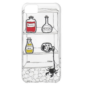 Humoral theory iPhone 5C cover