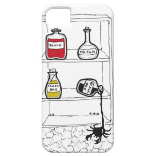 Humoral theory iPhone 5 cases
