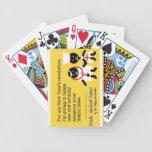 Humore médico baraja cartas de poker