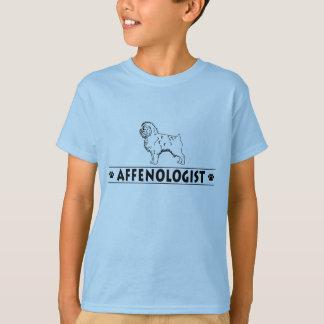 Humorous Affenpinscher Dog T-Shirt