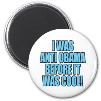 Humorous Anti Obama T-Shirts and Bumper Stickers Magnet