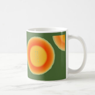 Humorous Baby Boomer Mug Melon - melon yellow