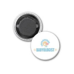 Humorous Baby Magnet