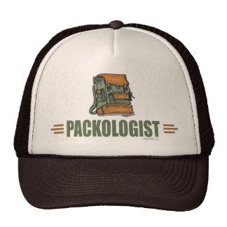 Humorous Backpacking Trucker Hats