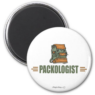 Humorous Backpacking Magnets
