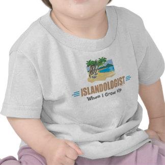 Humorous Beach Island T-shirts