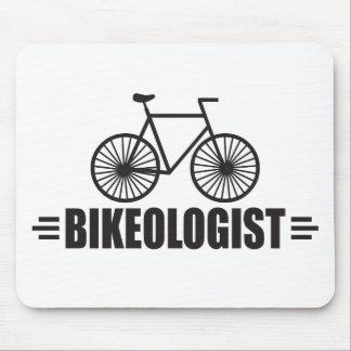 Humorous Bike Mouse Pad