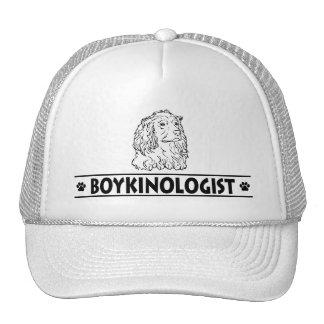 Humorous Boykin Spaniel Trucker Hat