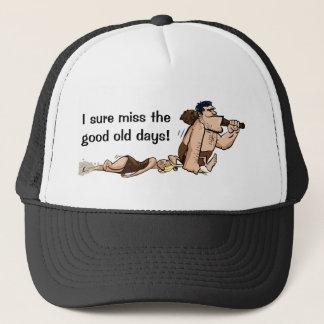 Humorous Caveman Hat