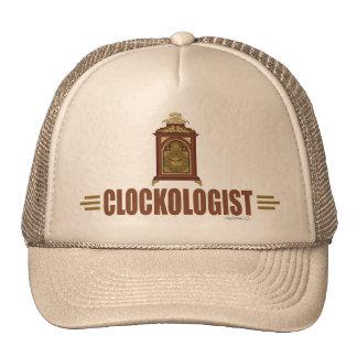 Humorous Clock Collecting Trucker Hat