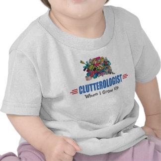 Humorous Clutter Shirt