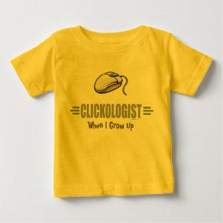 Humorous Computer Baby T-Shirt