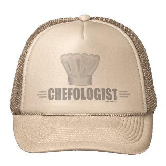 Humorous Cook, Chef Mesh Hats