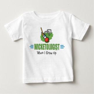 Humorous Croquet Baby T-Shirt