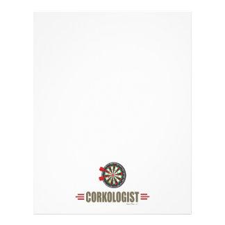 "Humorous Darts 8.5"" X 11"" Flyer"