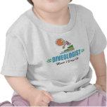 Humorous Diving Tee Shirts