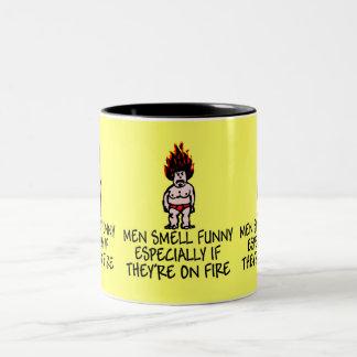 Humorous divorce coffee mugs