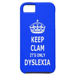 Humorous dyslexia iPhone SE/5/5s case