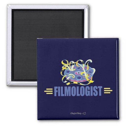 Humorous Film Fridge Magnet