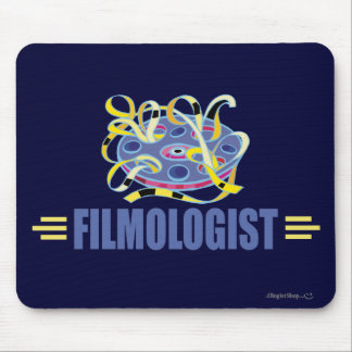 Humorous Film Mouse Pad
