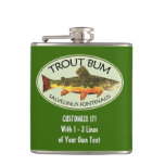 Humorous Fishing Flasks