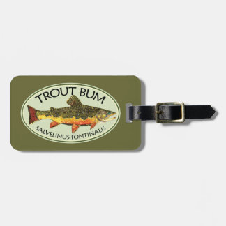 Humorous Fishing Tags For Luggage