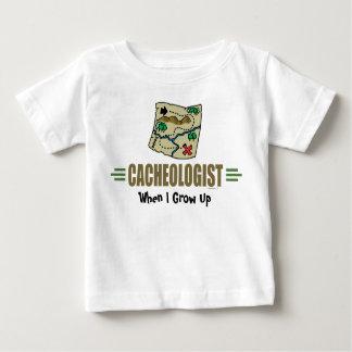 Humorous Geocaching Baby T-Shirt