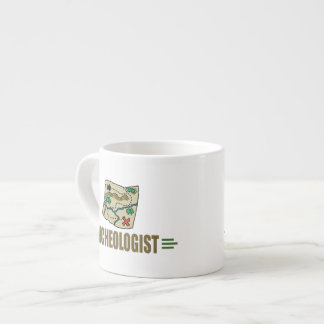 Humorous Geocaching Espresso Cup