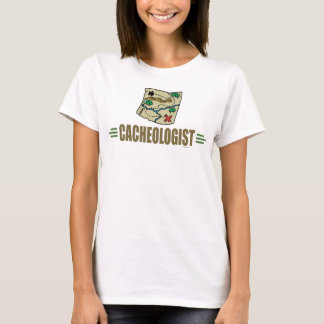 Humorous Geocaching T-Shirt