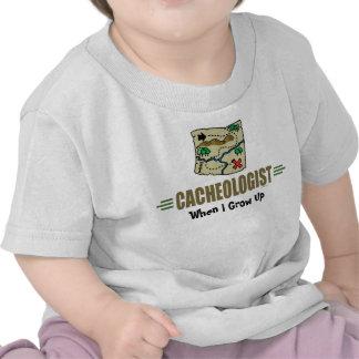 Humorous Geocaching Tshirts