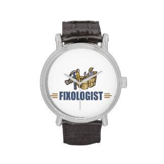 Humorous Handyman Wrist Watch