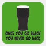 Humorous Irish Sticker
