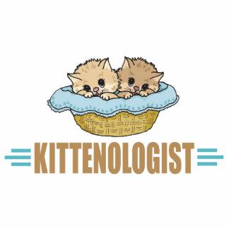 Humorous Kitten Lover Cutout