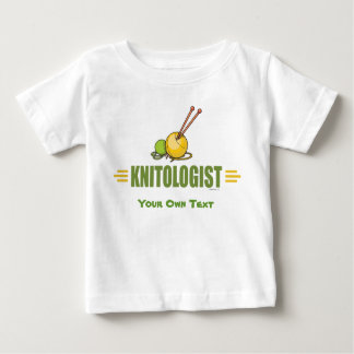 Humorous Knitting Tee Shirt