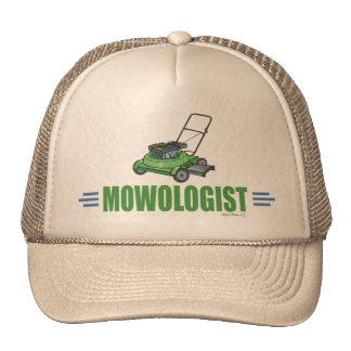 Humorous Lawn Mowing Trucker Hat
