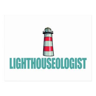 Humorous Lighthouse Postcard