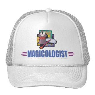 Humorous Magician Trucker Hat