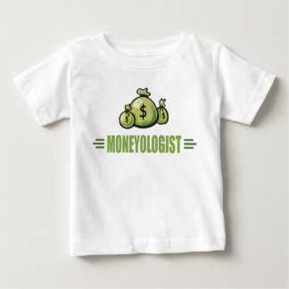 Humorous Money Baby T-Shirt