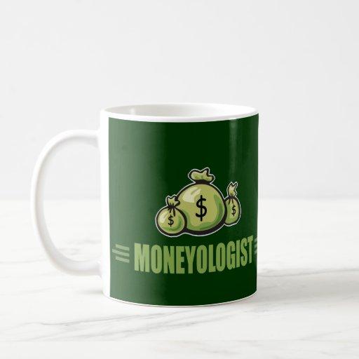 Humorous Money Classic White Coffee Mug