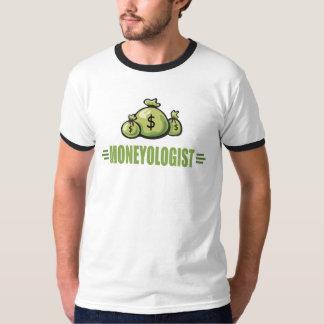 Humorous Money Tee Shirt