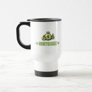 Humorous Money Travel Mug