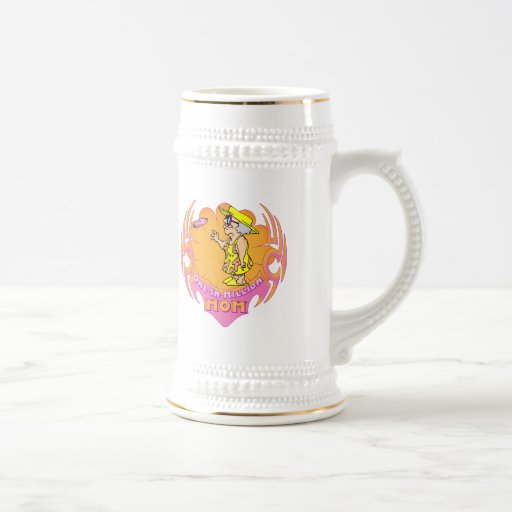 Humorous One In A Million Mothers Day Gifts 18 Oz Beer Stein
