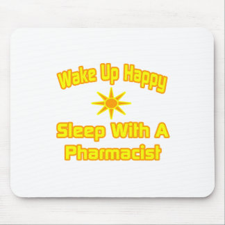 Humorous Pharmacist Shirts and Gifts Mouse Pad