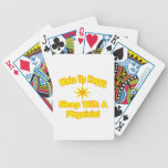 Humorous Physicist Shirts and Gifts Deck Of Cards