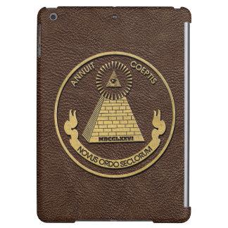 Humorous Play on the US Dollar Logo Print iPad Mini Case