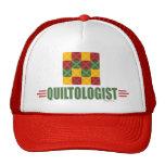 Humorous Quilting Hat