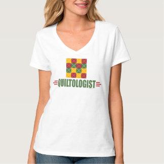 Humorous Quilting T-Shirt