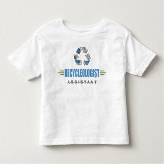 Humorous Recycling Toddler T-shirt